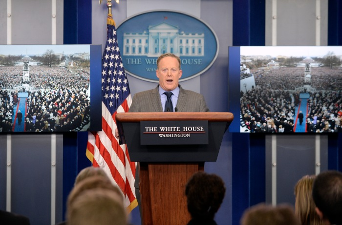 Sean Spicer and the Magic Russian Mushrooms